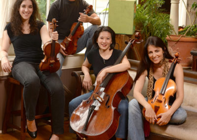 Carpe Diem String Quartet