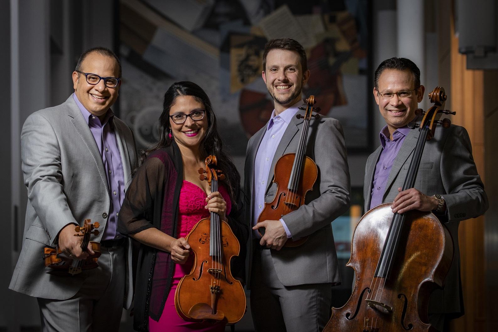 Dali Quartet